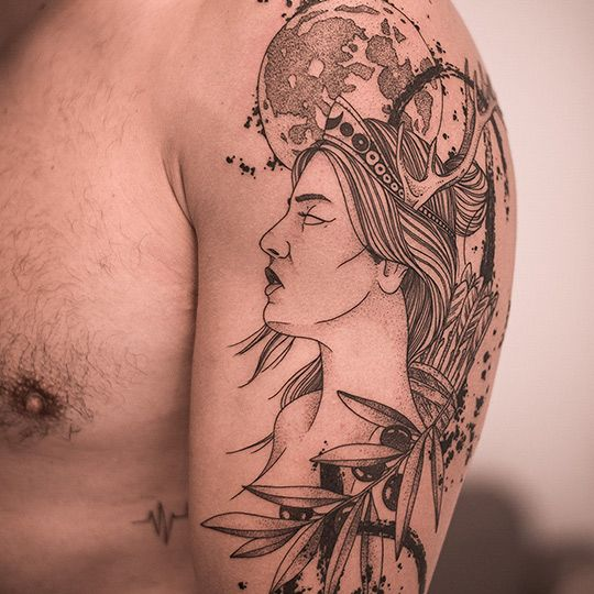 Cuttoo - frank dotwork mujer2